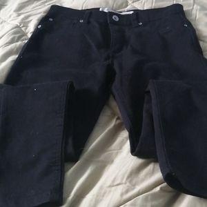Denim Co Black Jean's